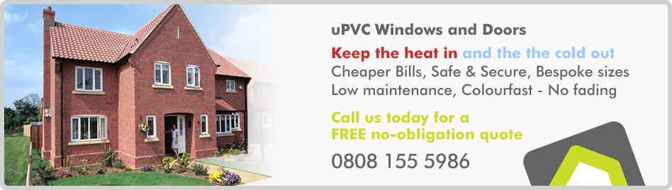 UPVC Doors, Windows, Conservatories, Facias and Gutters - Local Home Solutions, Double Glazing Huddersfield, West Yorkshire