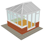 Edwardian Style Conservatory - Conservatories in Huddersfield