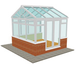 Gable Style Conservatory - Conservatories in Huddersfield