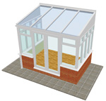 Lean To Conservatory - Conservatories in Huddersfield