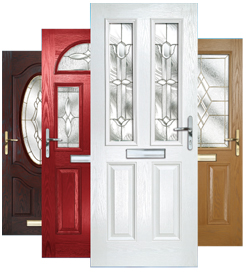 upvc and composite doors in Huddersfield  sc 1 st  Local Home Solutions & Double Glazing Huddersfield Doors and Windows Composite Doors pezcame.com